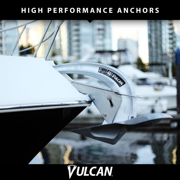 Vulcan Anchor: Powerhouse Of An Anchor