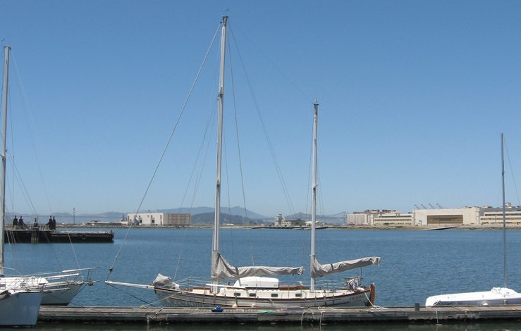 Faiaoahe at rest in Alameda