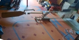 Dual Rudder Servo Pendulum Windvane Unit