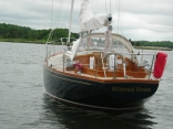 Ohlson 38 At Her Mooring 2010