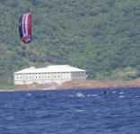 Kite Boarder Red