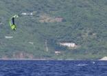 Kite Boarder Green