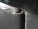 Rudder bearing