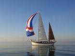 gentle breeze on Lake Ontario
