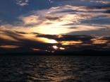 Ile Aux Grues, Quebec Sunset