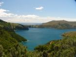 An elevated view Of Prt Ligar NZ