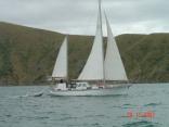 Lady At Sail