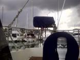 Cloudy San Diego