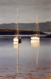 At Anchor In Scotland.