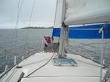 Sailing To Okracoke