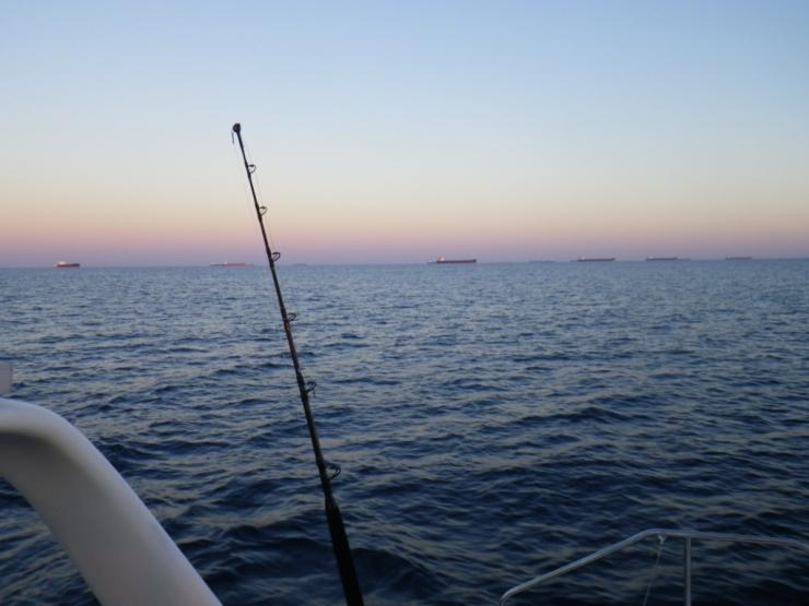 Passing Port Headland