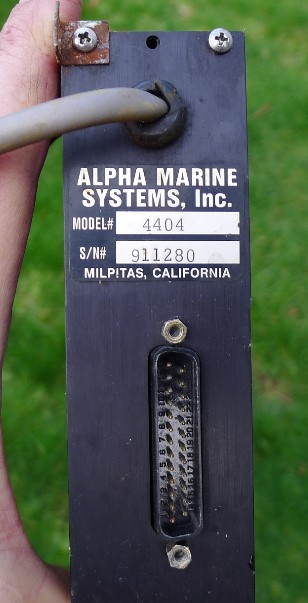 Alpha 4404 Compass Sensor