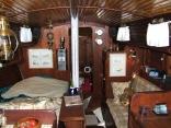 Love in Vane cabin