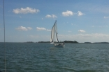 First Sail - 6 Years