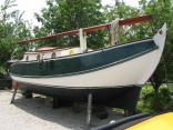 Steel Boats Can Be Beautiful