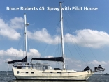 S/v Susana Bruce Roberts Spray 45' For Sale By Owner