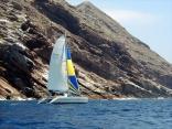 'Catatude' at the Coronado Islands