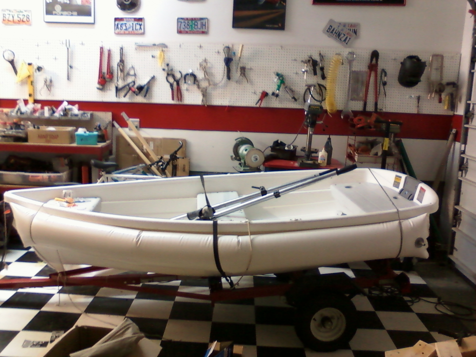 Diy Rib Kit For Dinghy