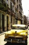 Yellow Car Havana