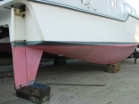 Catalac 9m Fixed Rudder