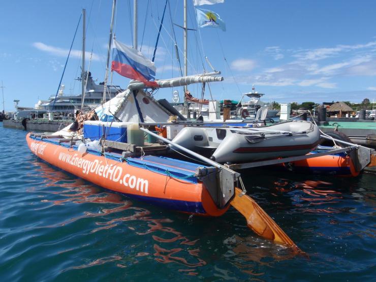 Tahiti Catamaran