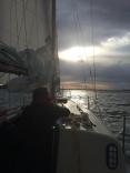 Just A Bit Of Sailing