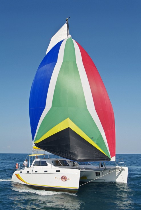 6 knots of wind 7 knots speed