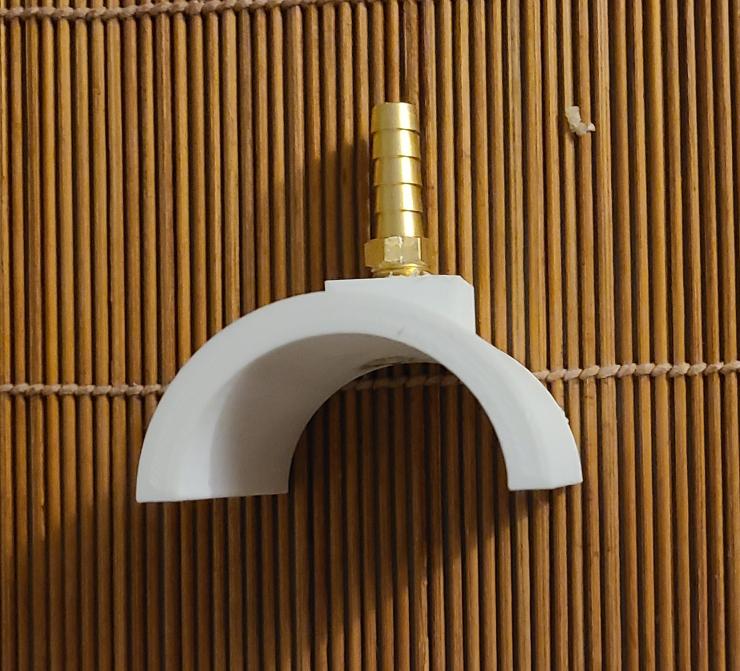 Stern Tube Lubrication Fitting