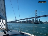 San Francisco Bay sailing
