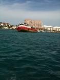 Aground In Nassau