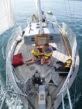 Sailing W Babies