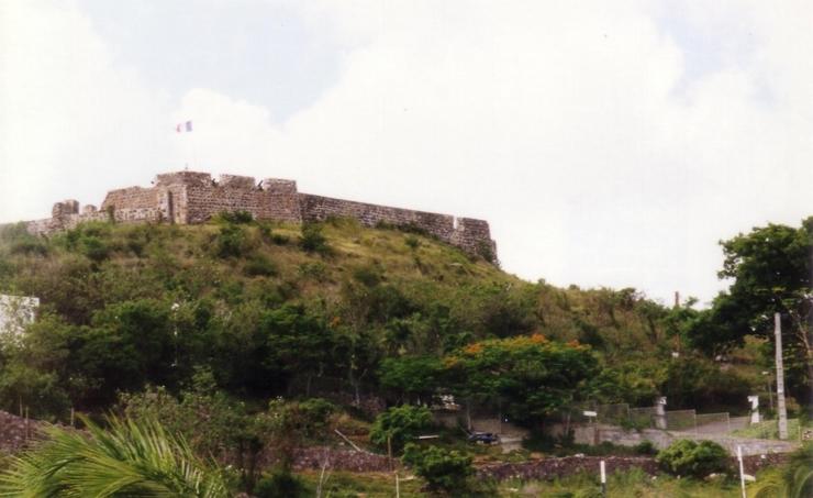 Fort Louis-Marigot,St.Martin
