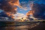 Sunrise Over Flat Island, Kailua, Oahu