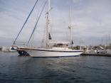Cruising Sicily