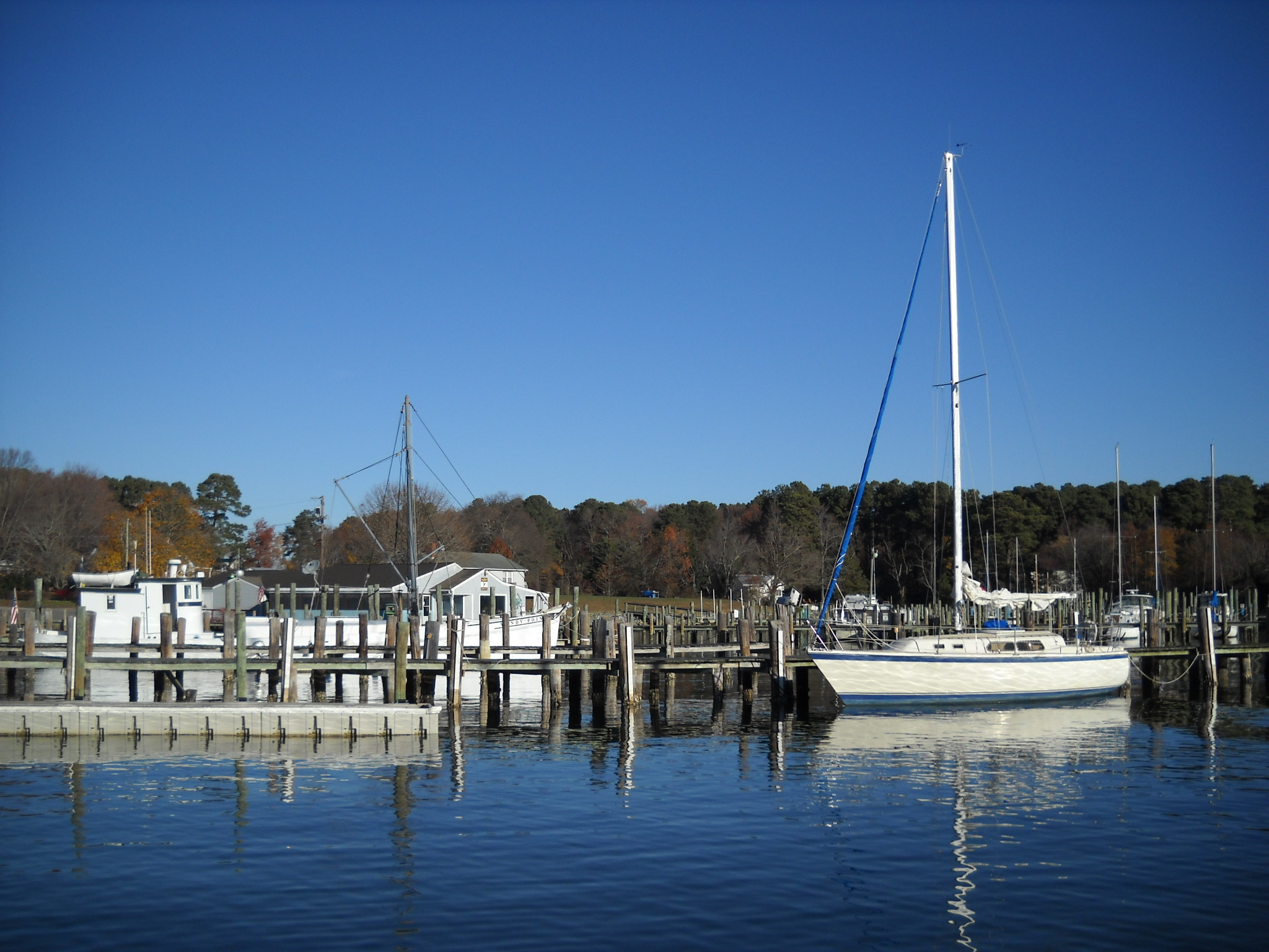 Oday To Reedville
