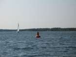 Sailing In The Georgetown Harbour
