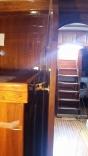 Fwd Cabin Door Catch Dry Fit