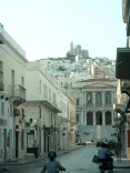 Syros Square Greek Islands