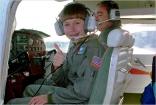 Vicki Van Meter. Solo Pilot At 11 Suicide At 26
