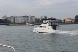 Entrance To Admiral Marina And Resort Port Dickson
