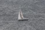 Sailing Near Bornholm