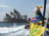 Australia Day Sydney 2010