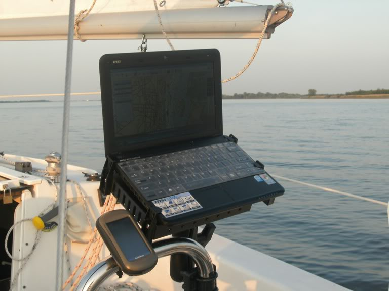 OpenCPN Optimized for Touch Screen [Sitemap] - Cruisers & Sailing Forums