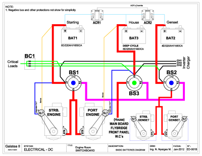 img_868201_1_2c09402baa5fa99a7e3fdabfa487eeee one starting battery for two engines ? [sitemap] cruisers simple switchboard wiring diagram at crackthecode.co