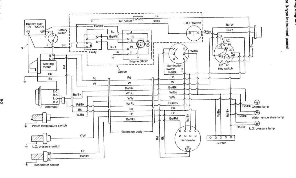 yanmar ignition wiring diagram trusted wiring diagrams Yanmar Hydraulics Diagram img 915981 4 f1b5ad18efe7435472a589e6b485d99b