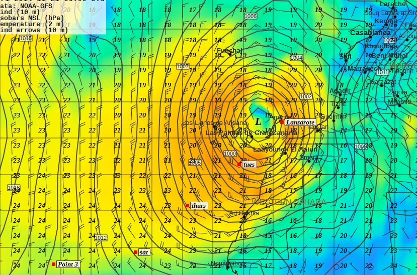 Click image for larger version  Name:Atlantic Crossing departure weather grib.JPG Views:163 Size:180.9 KB ID:103264