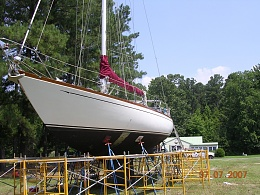 Click image for larger version  Name:Before Port Bow.jpg Views:127 Size:279.8 KB ID:10343