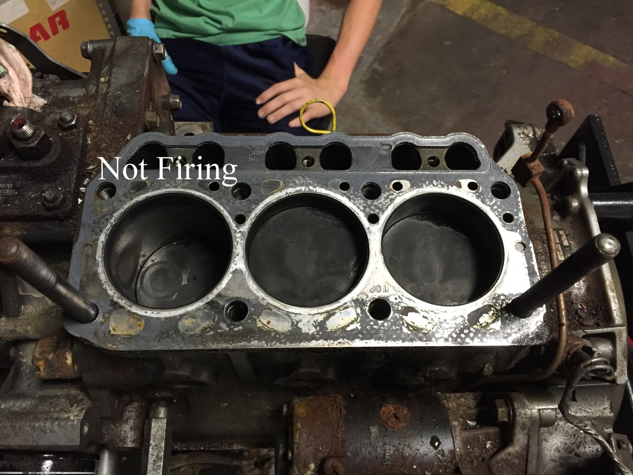 What's wrong with my Yanmar 3GM30F engine? - Cruisers & Sailing Forums