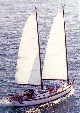 Sailboats with Free Standing Masts - Page 13 - Cruisers