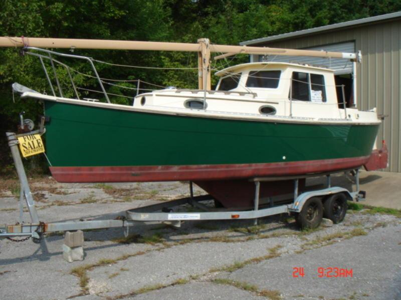 Nimble Arctic 26 - Cruisers & Sailing Forums